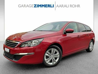 gebraucht Peugeot 308 SW 1.2 THP Active Automatic