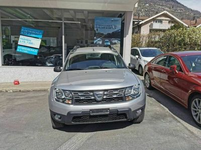 gebraucht Dacia Duster Duster 1.5 dCi Ambiance 4x4 S/S1.5 dCi Ambiance 4x4 S/S
