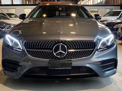gebraucht Mercedes E400 Coupé AMG Line 4 Matic 9G-Tronic