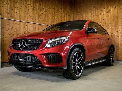 gebraucht Mercedes GLE350 GLE-KlasseGLE Coupé 350d AMG Line 4Matic 9G-Tronic