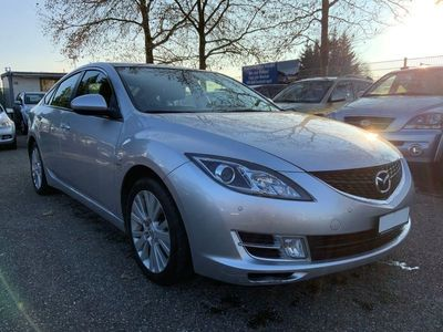 gebraucht Mazda 6 2.0 16V Exclusive Activematic