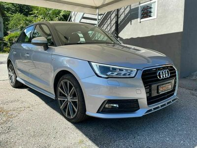 gebraucht Audi A1 1.0 TFSI S-Tronic S-LINE