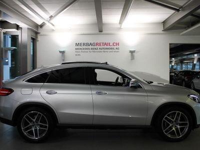gebraucht Mercedes 350 GLE Coupéd 4Matic