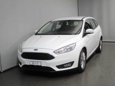 gebraucht Ford Focus 1.5 TDCi 120 Business