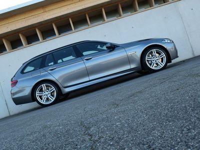 gebraucht BMW 528 i TOURING xDRIVE STEPTRONIC M-TECH SPORT l 245 PS