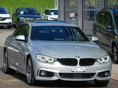 gebraucht BMW 435 4er i Coupé xDrive Steptronic*M-Sport*