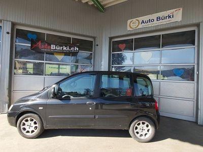 gebraucht Fiat Multipla 1.9 JTD Active