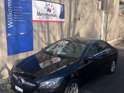 gebraucht Mercedes CLA180 CLA-KlasseCDI