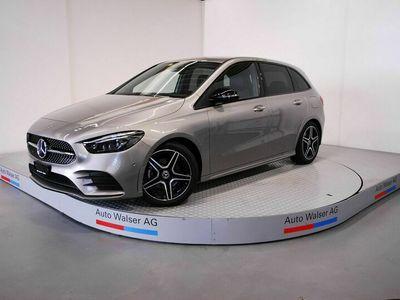gebraucht Mercedes B200 AMG Line