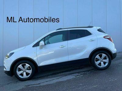 gebraucht Opel Mokka X Mokka X 1.4i 16V Turbo Excellence 4WD1.4i 16V Turbo Excellence 4WD
