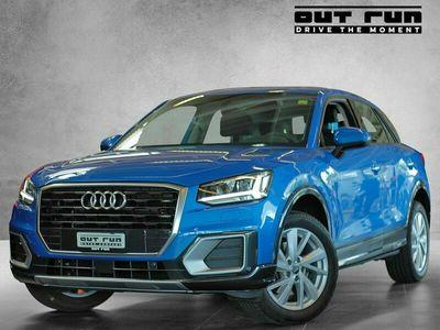 gebraucht Audi Q2 30 TFSI Design S-tronic