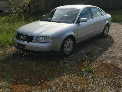 gebraucht Audi A6 Limited noch 1 jahr MFK