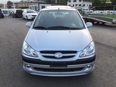 gebraucht Hyundai Getz 1.6 Premium
