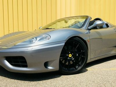 gebraucht Ferrari 360 F360 Spider 73'000 km 03.2003