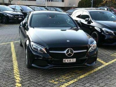 gebraucht Mercedes C250 C-Klasse Mercedes C250 9-G C-Klasse Mercedes9-G