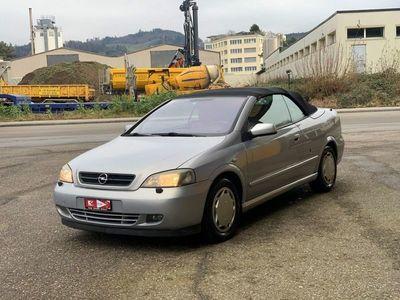 gebraucht Opel Astra Cabriolet 1.8i 16V