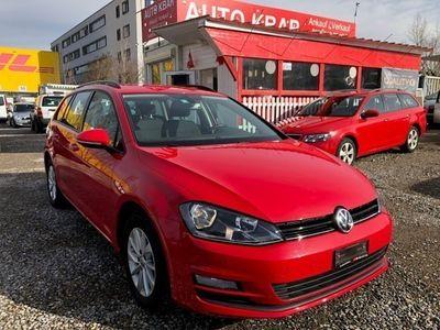 gebraucht VW Golf Variant 1.6 TDI Start 4M 4Motion