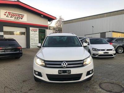 gebraucht VW Tiguan 2.0 TDI BMT Design 4Motion