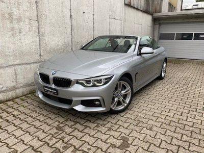 gebraucht BMW 440 4er i Cabrio xDrive MSport