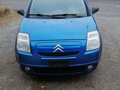 gebraucht Citroën C2 C21.4