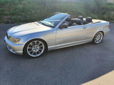 gebraucht BMW 330 Cabriolet 3er Ci (Cabriolet)