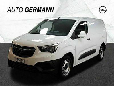 gebraucht Opel Combo Cargo 2.4 t L2 H1 1.2 Enjoy S/S