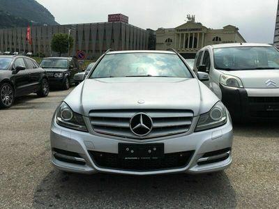 gebraucht Mercedes C220 C-KlasseCDI