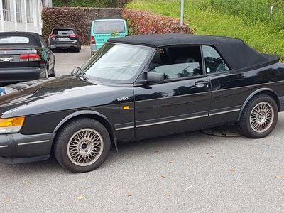 gebraucht Saab 900 Cabriolet t