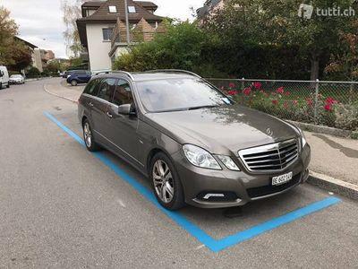 gebraucht Mercedes E350 4x4