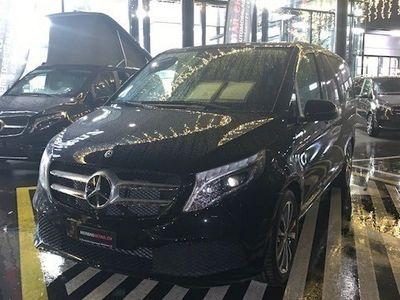 gebraucht Mercedes V250 d lang Trend 9G-Tronic