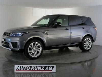 gebraucht Land Rover Range Rover Sport 2.0 HSE 300PS AWD Automat
