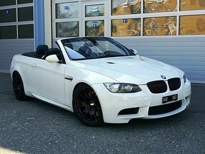 gebraucht BMW M3 Cabriolet DSG