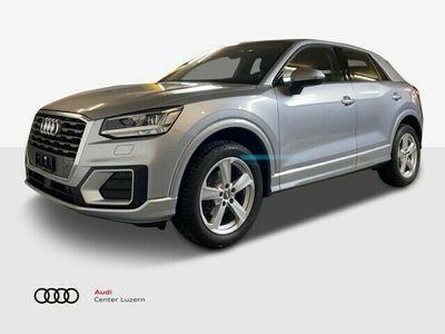 gebraucht Audi Q2 30 TFSI sport S-tronic