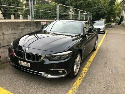 gebraucht BMW 420 Gran Coupé  d xDrive Luxury Line