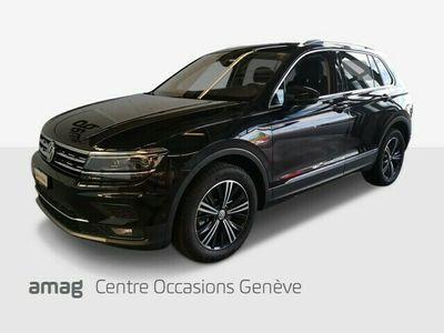 gebraucht VW Tiguan 2.0TSI Highline 4Motion DSG