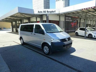 gebraucht VW Caravelle T53400 2.5 TDI 174 Trendline 4motion