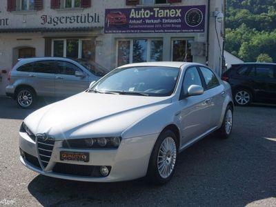 gebraucht Alfa Romeo 159 1.9 JTS
