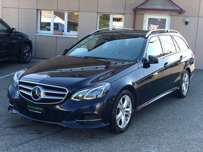 gebraucht Mercedes E350 BlueTEC I 252PS I Avantgarde 4Matic 7G-T