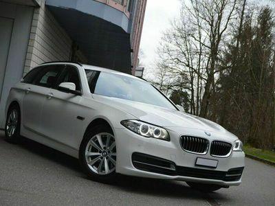 gebraucht BMW 520  d Touring xDrive Steptronic I Euro 6 I AHK Anhängerkupplung schwenkbar I Speed Limit I Internet