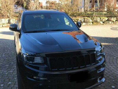 gebraucht Jeep Grand Cherokee SRT V8