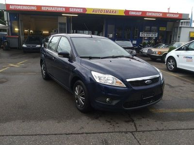 gebraucht Ford Focus 1.6 TDCi Carving