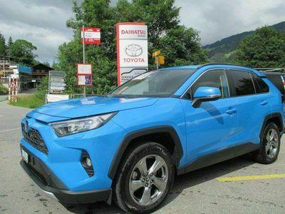 gebraucht Toyota RAV4 RAV42.0i VMa Trend MdS