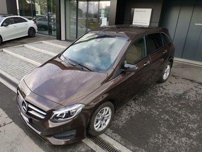 gebraucht Mercedes B220 B-KlasseCDI SwissStarUrb4M