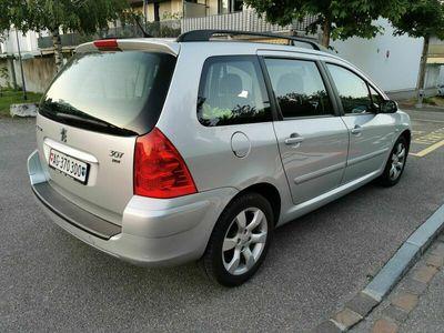 gebraucht Peugeot 307 2.0 Diesel Automat