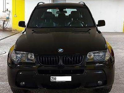 gebraucht BMW X3 E833.0 Liter Diesel
