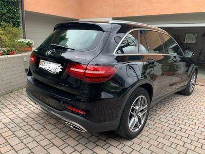gebraucht Mercedes GLC250 GLC-Klasse Mercedes BenzAMG line cambio automatico 9 g-tronic