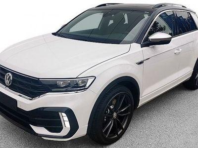 gebraucht VW T-Roc 2.0 TSI R DSG 4Motion