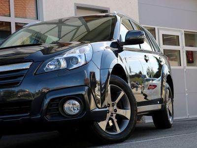 gebraucht Subaru Outback 2.0D Swiss AWD Lineartronic