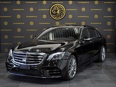 gebraucht Mercedes S560 L 4Matic 9G-Tronic