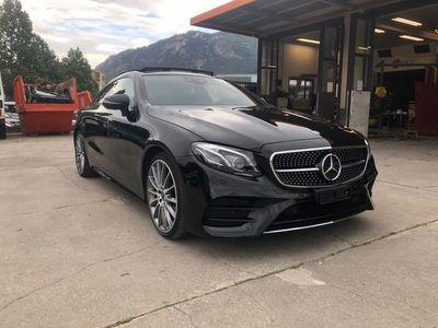 gebraucht Mercedes E200 E-KlasseCoupé AMG Line 9G-Tronic